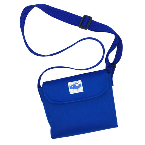 Blue Cordura Side Bag - Do Good
