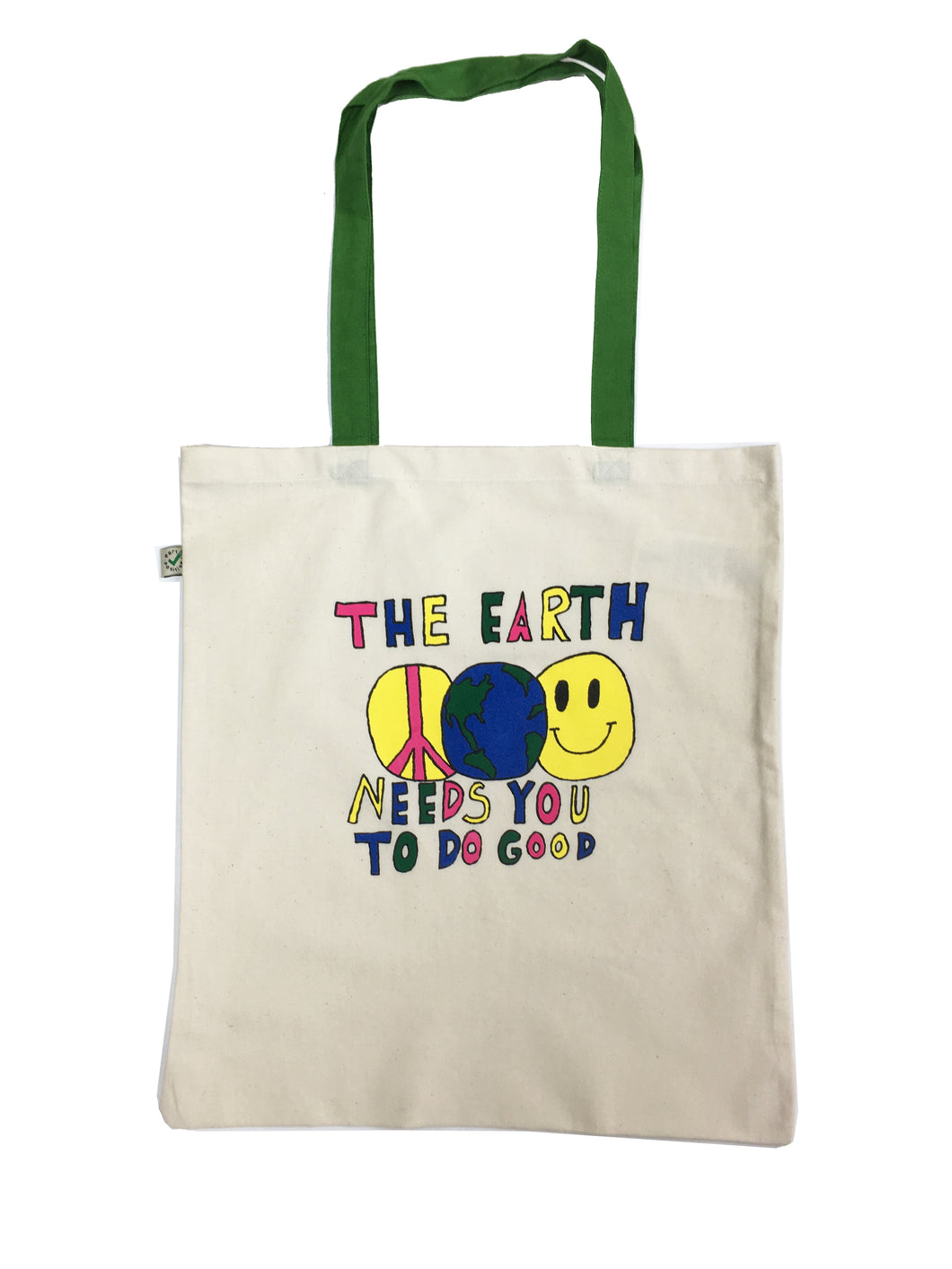 Earth Needs You Tote - Do Good