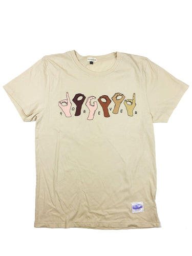 Hands T-Shirt - Beige - Do Good