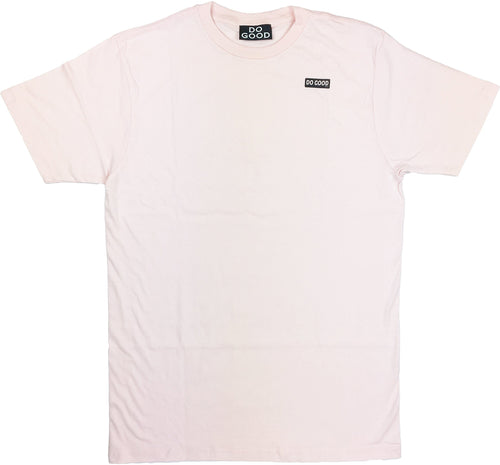 Do Good Logo T-Shirt - Pink - Do Good