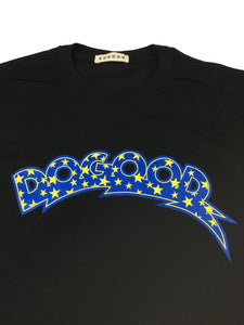 Do Good Stars T-Shirt - Black - Do Good