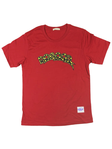 Do Good Stars T-Shirt - Red - Do Good
