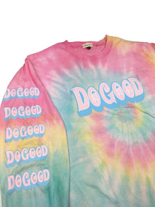 Tie-Dye Long Sleeve - Do Good