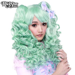 Gothic Lolita Wigs® <br> Baby Dollight™ Collection - 00011 Mint Mix