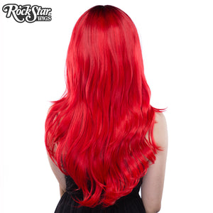 RockStar Wigs® <br> Uptown Girl™ Collection - Red Mix -00133