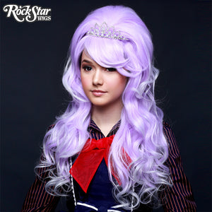 Gothic Lolita Wigs® <br> Countess™ Collection - LILAQUE (Lavender/White Fade) -00147