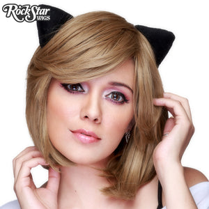 "RockStar Wigs® <br> Hologram 12"" - Coffee Latte -00656"