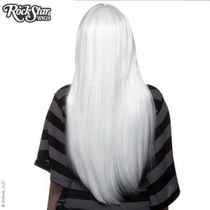 "Cosplay Wigs USA™ <br> Straight 70cm/28"" - White - 00344"