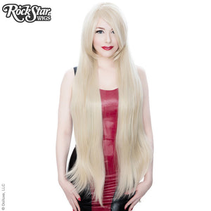 "Cosplay Wigs USA™ <br> Straight 100cm/40"" - Light Blonde -00351"