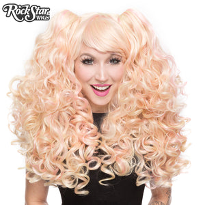 Gothic Lolita Wigs® <br> Baby Dollight™ Collection - 00015 Strawberries & Cream