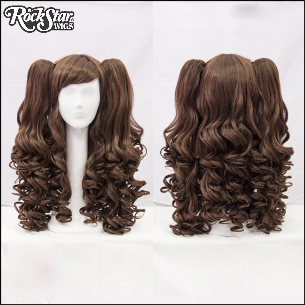 Gothic Lolita Wigs® Baby Dollight™ Collection - Chocolate Brown ...