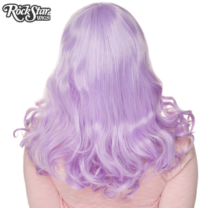 RockStar Wigs® <br> Bang Bang™ Collection - Lavender - 00036
