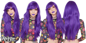 Gothic Lolita Wigs®  Bella™ Collection - Purple Grape 00683