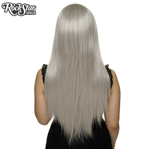 Gothic Lolita Wigs®  Bella™ Collection - Silver - 00684