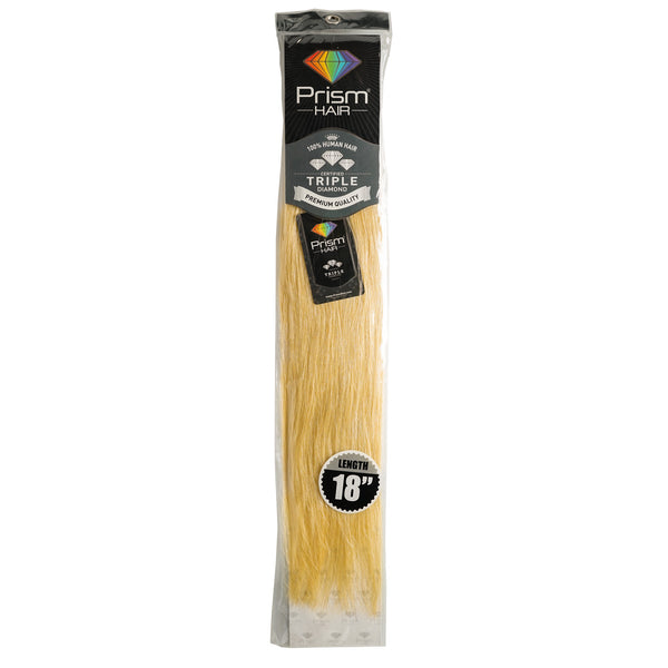 "Prism Hair® Extension 18""- Blonde- 00750"