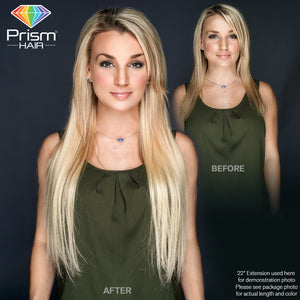 "Prism Hair® Extension 16""- Blonde- 00749"