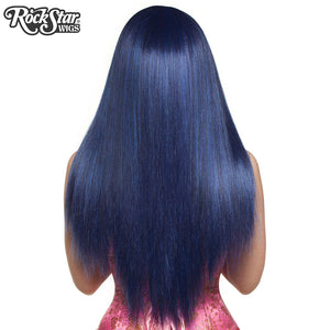 Gothic Lolita Wigs®  Bella™ Collection - Blue Black (BU05) - 00680
