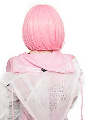 New Cosplay - Straight Bob - Pink 00845
