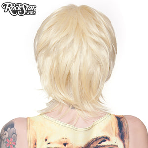 Cosplay Wigs USA™ <br> Boy Cut Long - Light Blonde -00279
