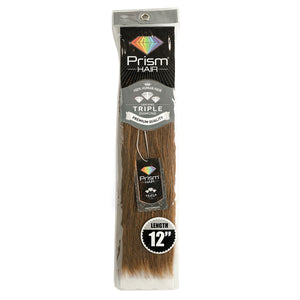 "Prism Hair® Extension 12""- Brown - 00742"