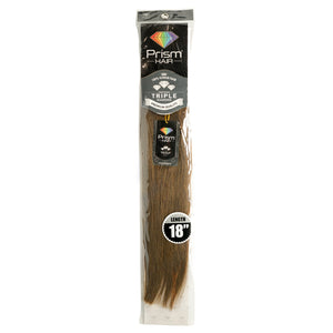 "Prism Hair® Extension 18""- Brown - 00745"