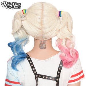 Cosplay Wigs USA® Character Wig - Daddy's Lil Monster - 00825