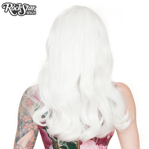 Gothic Lolita Wigs® <br> Straight Classic™ Collection - White 00715