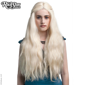 Inspired By Game of Thrones - Daenerys Targaryen (Lace Front version) -00542