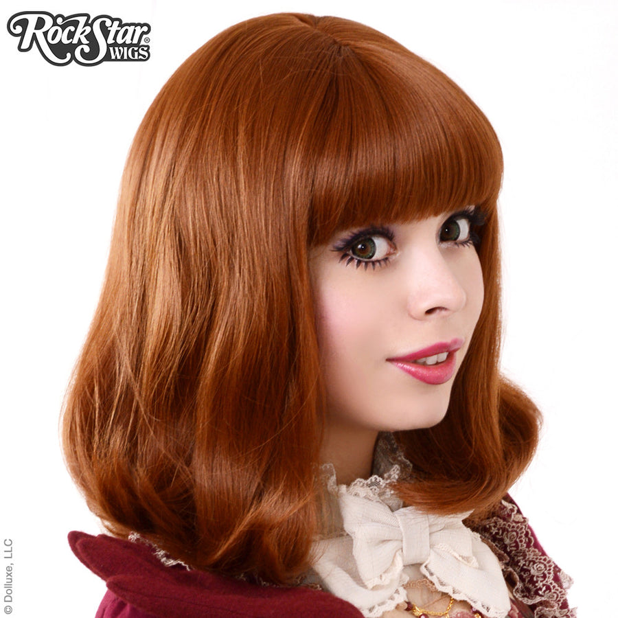 Gothic Lolita Wigs® Daily Doll™ Collection - Honey Caramel Brown Mix -00430