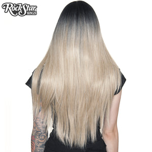 RockStar Wigs®  Bella Dark Root™ Collection - Blonde Mix  -00318