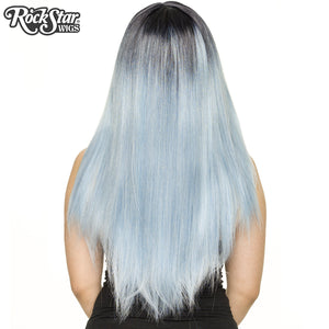 RockStar Wigs®  Bella Dark Root™ Collection - Ice Blue  -00823