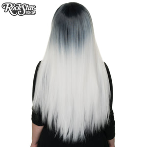 RockStar Wigs®  Bella Dark Root™ Collection - White -00460