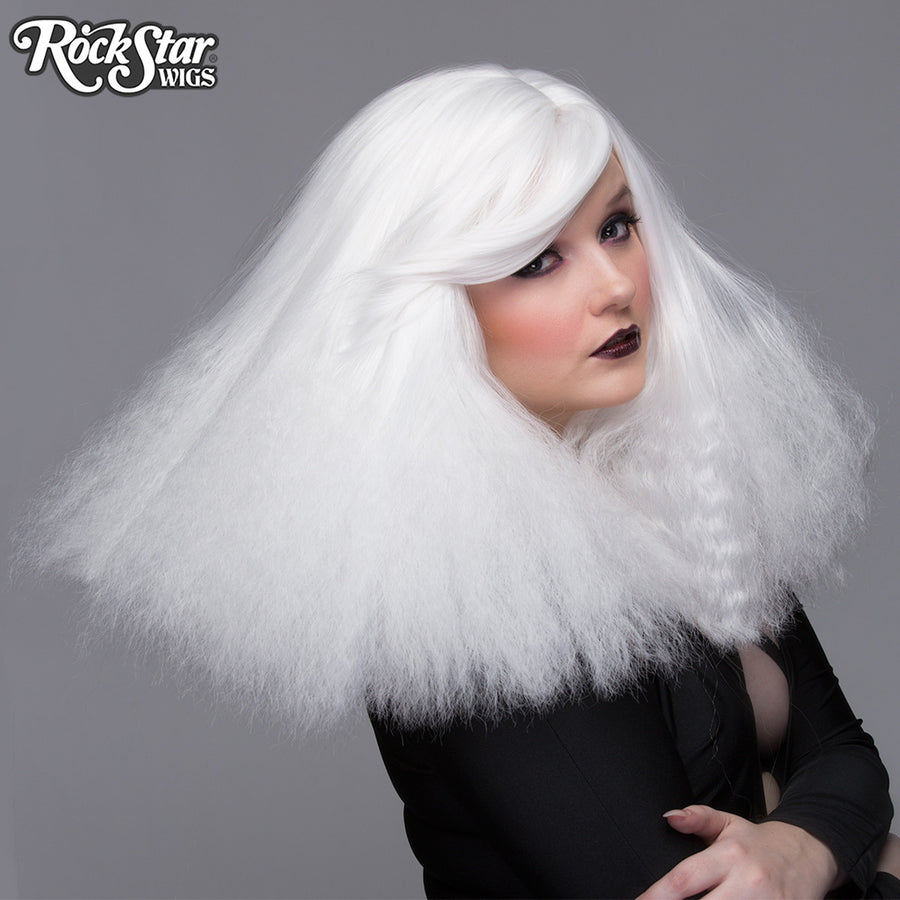 RockStar Wigs® <br> Dynamite™ Collection - White - 00718