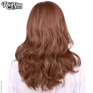 Lace Front Glamour Gal - Caramel Brown Mix -00572