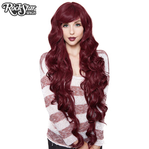 RockStar Wigs® <br> Godiva™ Collection - Burgundy- 00181