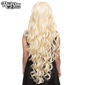 RockStar Wigs® <br> Godiva™ Collection - Platinum Blonde- 00184