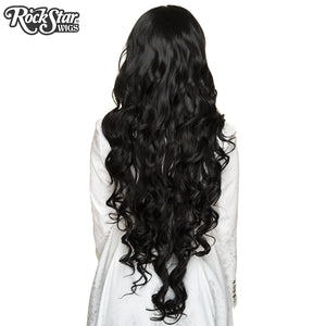 RockStar Wigs® <br> Godiva™ Collection - Black- 00179