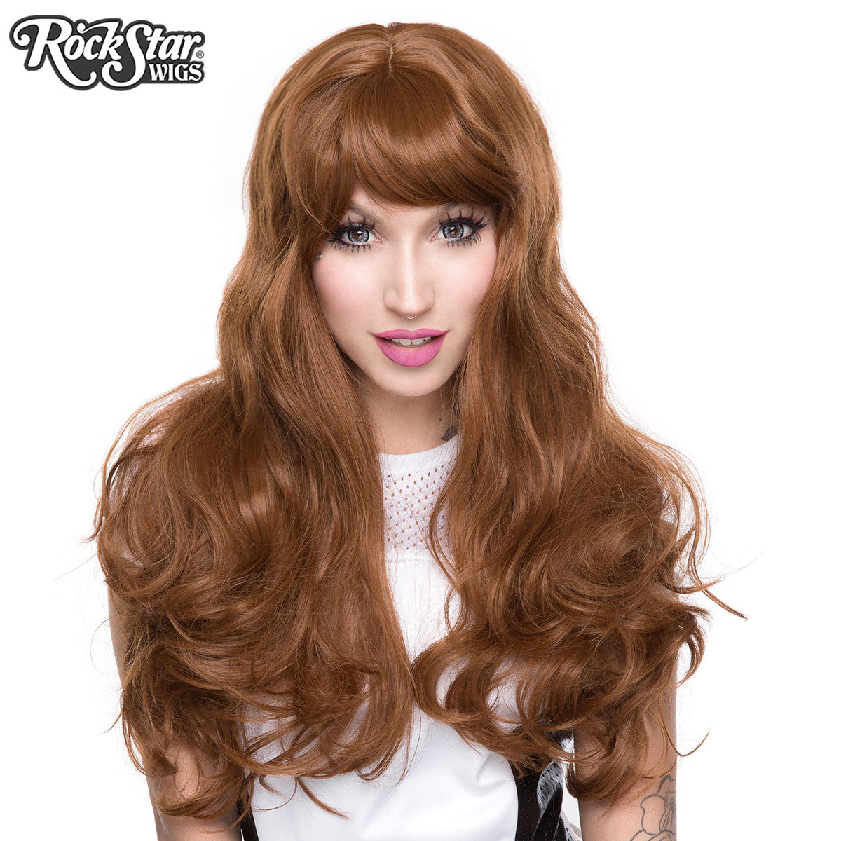 Gothic Lolita Wigs® Heartbreaker Collection - Chocolate Brown Mix ...