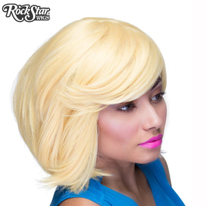 "RockStar Wigs® <br> Hologram 12"" - Light Blonde Mix - 00661"