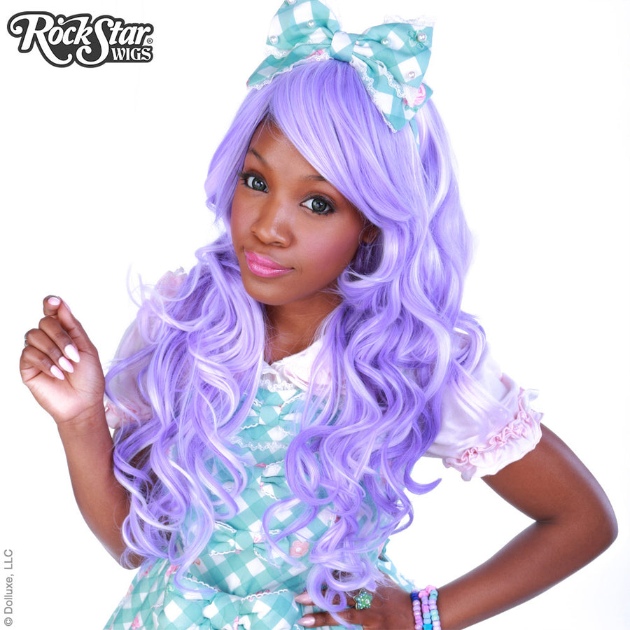 Gothic Lolita Wigs® <br> Duplicity™ Collection - Lavender Jardin -00156