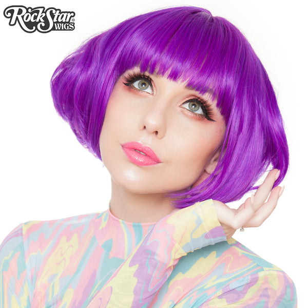 Gothic Lolita Wigs® <br> Lolibob™ - Purple Mix 00545