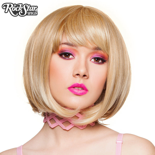 RockStar Wigs® Candy Girl Bob - Blondie - 00688