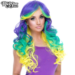 RockStar Wigs® <br> Triflect™ Collection - Mardi Gras -00832