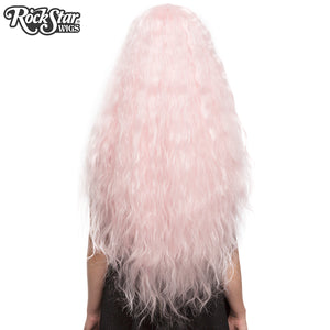 RockStar Wigs® <br> Prima Donna™ Collection - Light Powder Pink-00213