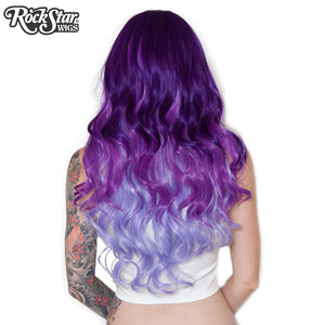 RockStar Wigs® <br> Triflect™ Collection - Purple Possession-00385