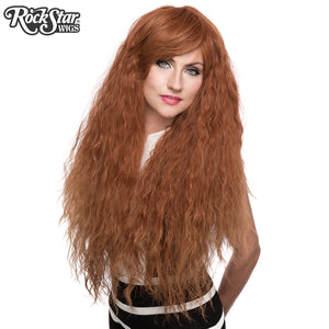 Gothic Lolita Wigs® <br> Rhapsody™ Collection - Auburn -00097
