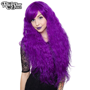 Gothic Lolita Wigs® <br> Rhapsody™ Collection - Grape -00105