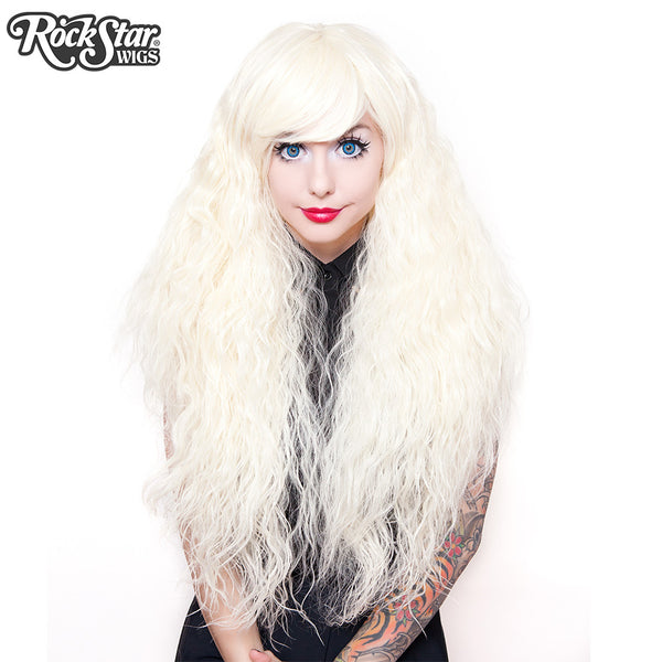 Gothic Lolita Wigs® <br> Rhapsody™ Collection - Platinum -00111