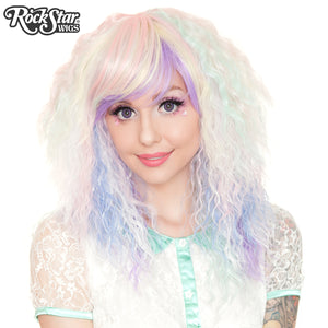 Rhapsody Short™ Collection - Pastel Rainbow - 00532