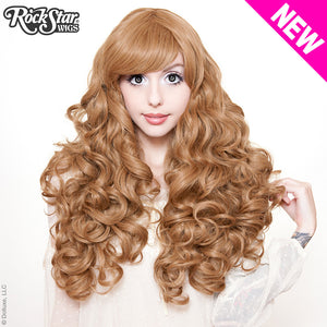 Gothic Lolita Wigs® <br> Spiraluxe 2™ Collection - HoneyBee -00128